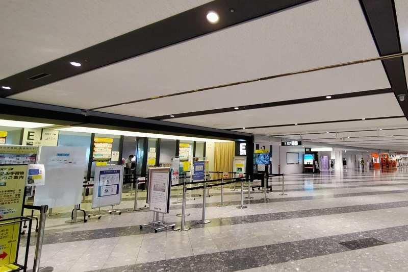 新千歳空港 Eゲート
