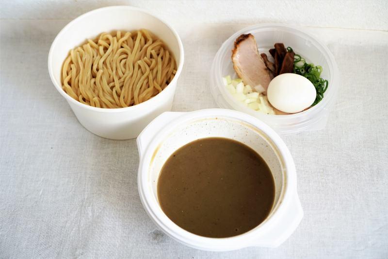 井さい つけ麺(デリバリー)