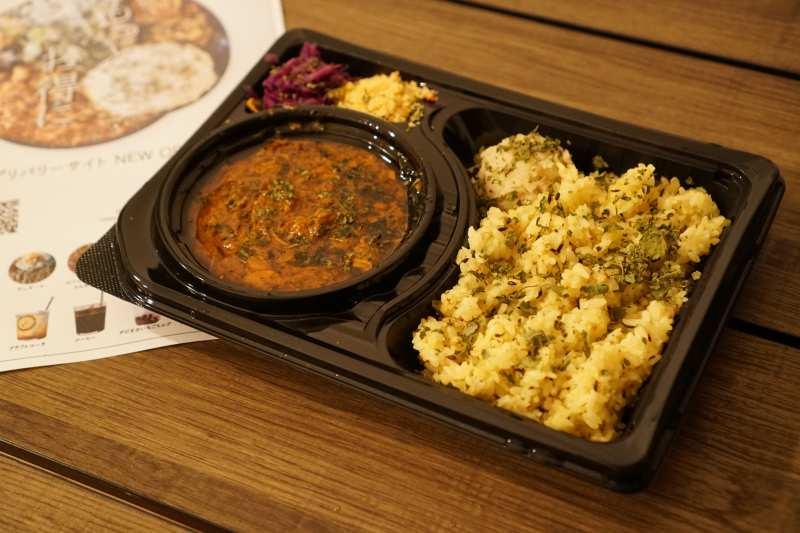 foodpanda ブリュードベース「スパイスカレー」
