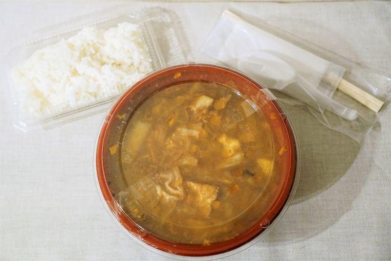 スンドゥブジーノ 豚キムチチーズ