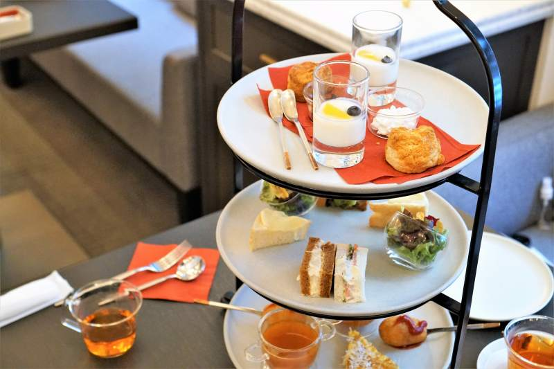 アンワインドホテル小樽 朝食