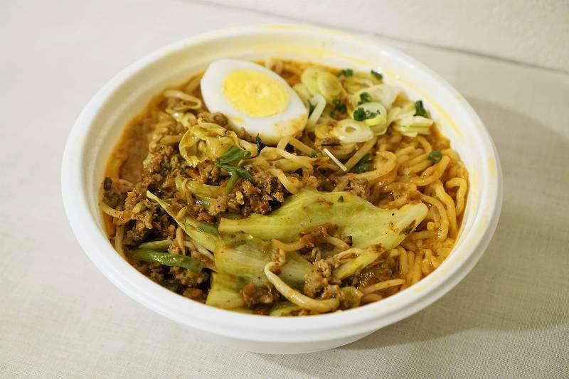大衆酒場有頂天 激辛マキビシ麺(デリバリー)