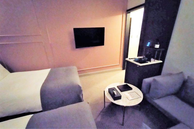 アンワインドホテル小樽 テレビ
