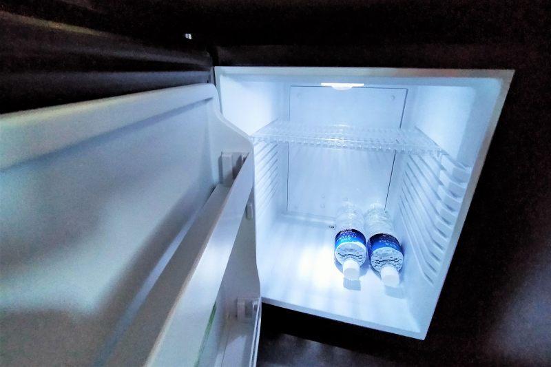 アンワインドホテル小樽 冷蔵庫