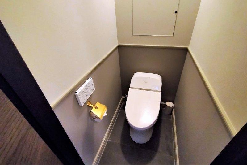 アンワインドホテル小樽 トイレ
