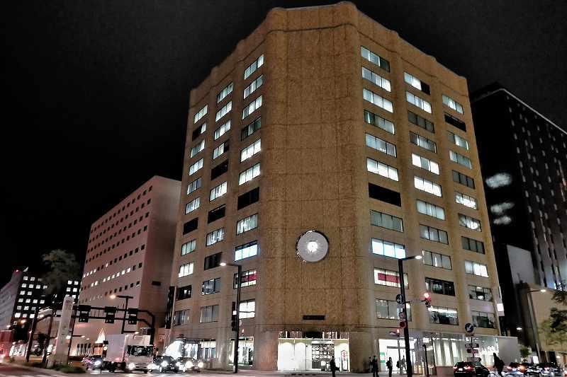 札幌ノースプラザのビル外観