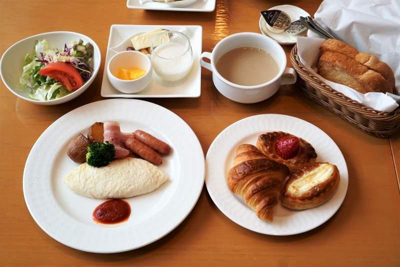 森のスパリゾート北海道ホテル 朝食