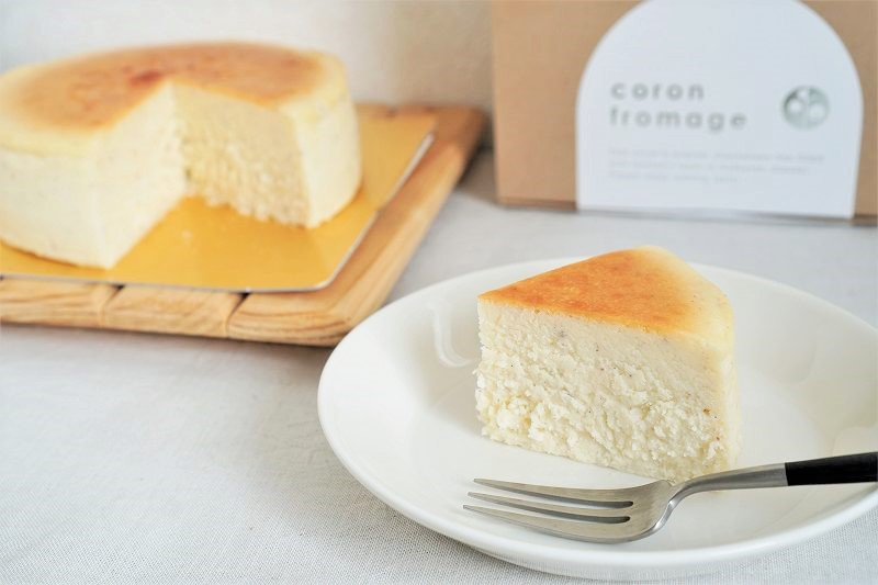 ブーランジェ―リーコロン チーズケーキ