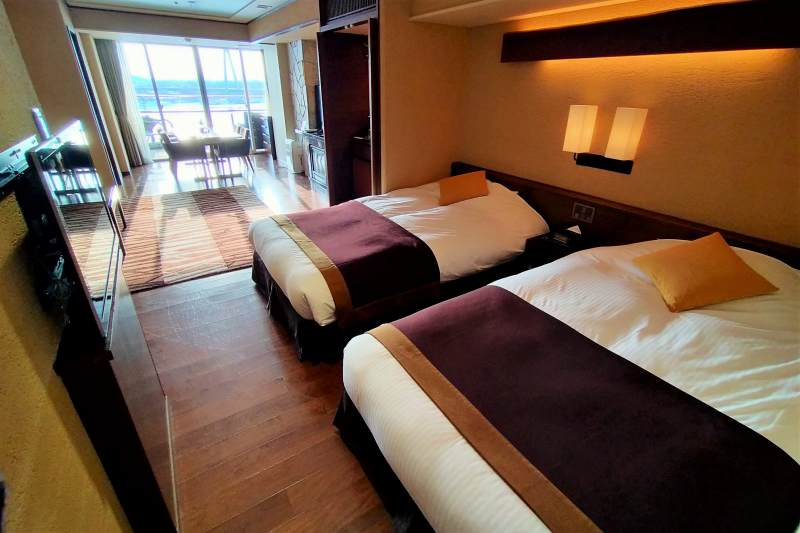 十勝川温泉第一ホテル 豊州亭 客室