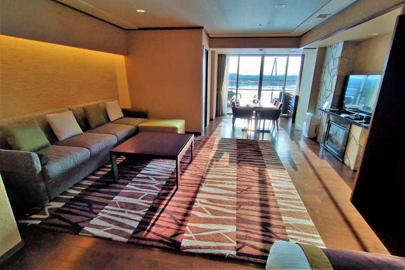 十勝川温泉第一ホテル 客室