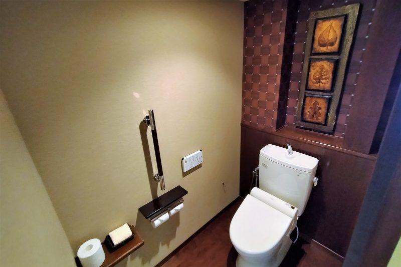 十勝川温泉第一ホテル 豊州亭 トイレ
