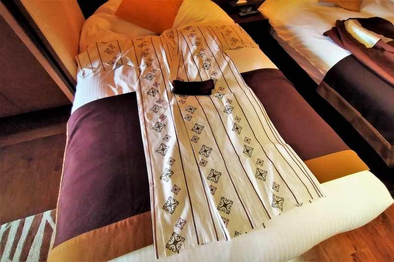 十勝川温泉第一ホテル 豊州亭 浴衣