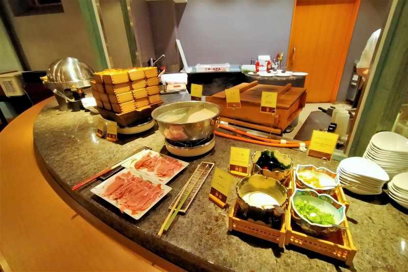 十勝川温泉第一ホテル ビュッフェ
