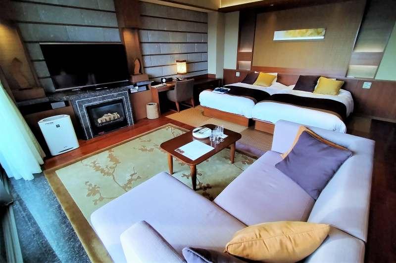 森のスパリゾート北海道ホテル フォレストスパリゾート
