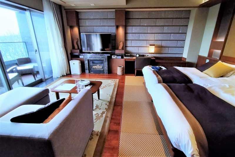 森のスパリゾート北海道ホテル フォレストスパツイン