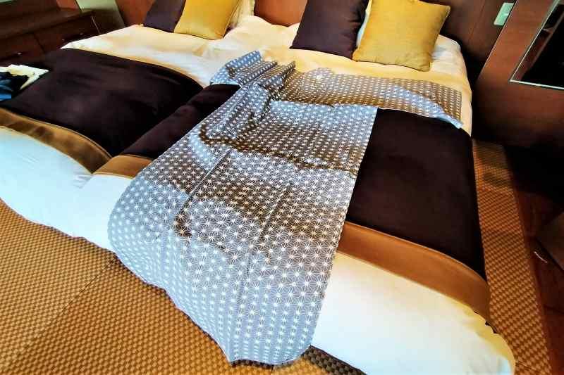 森のスパリゾート北海道ホテル 浴衣