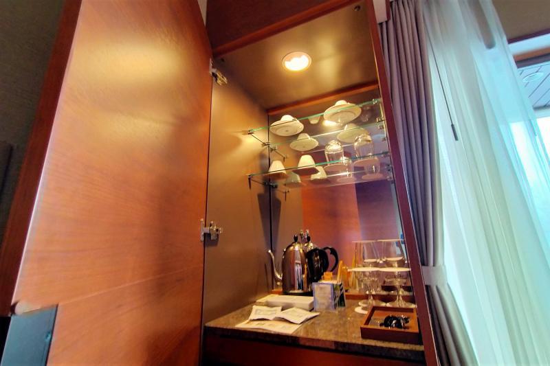 森のスパリゾート北海道ホテル ミニバー