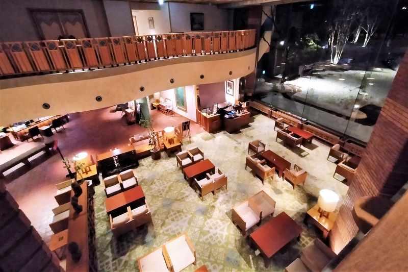 森のスパリゾート北海道ホテル ラウンジ