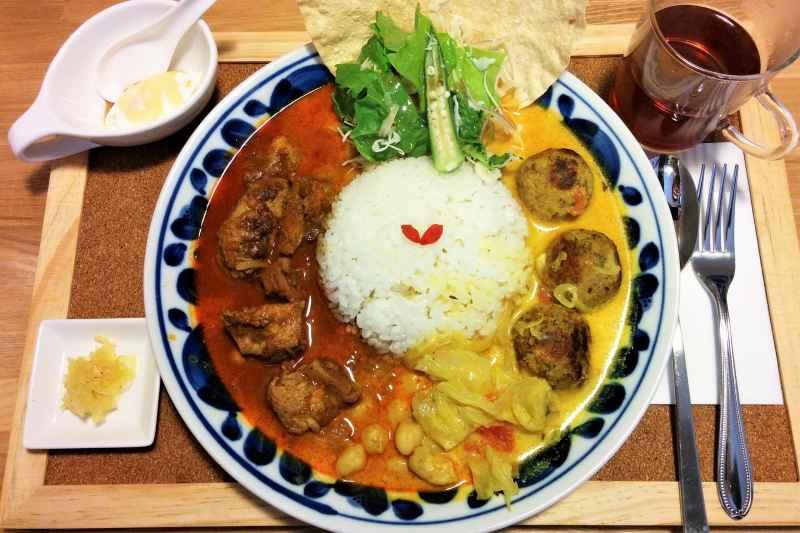 Pani Cafe パニカレー