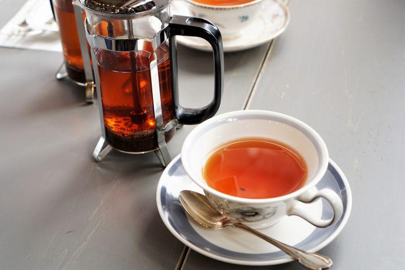 石渡紅茶 セットのティー
