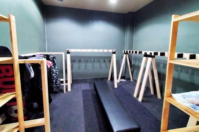 OMO7旭川 乾燥室