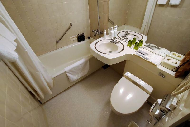 OMO7旭川 トイレ