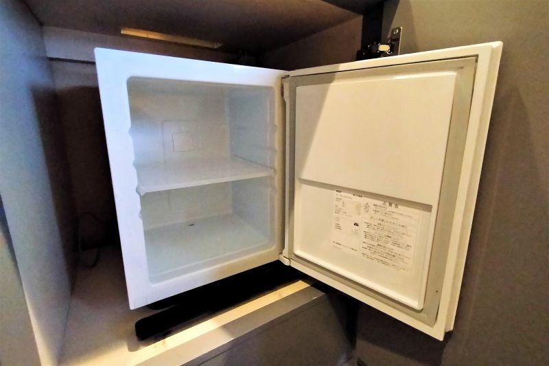 OMO7旭川 ダブルルーム 冷蔵庫
