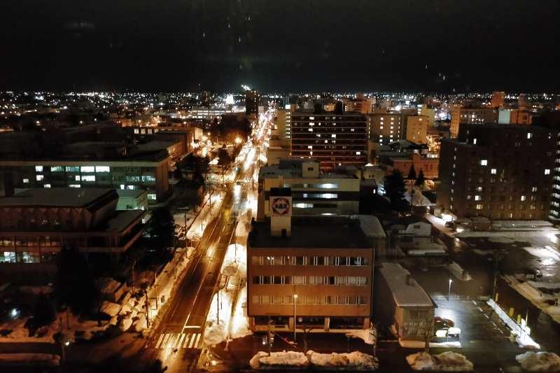 OMO7旭川 夜景