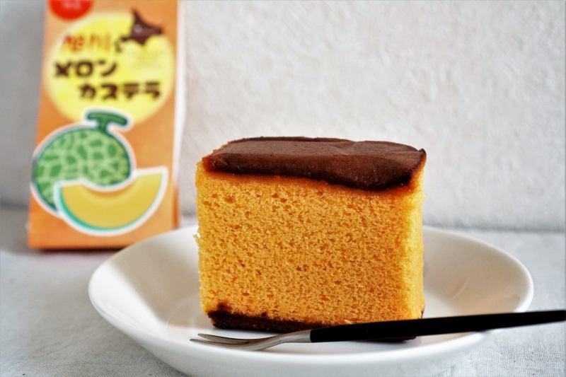 手作り菓子司きく屋 旭川メロンカステラ