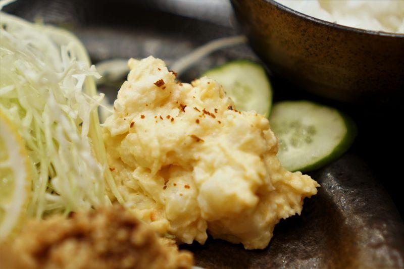 京橋本店 トムヤムクン風ポテトサラダ