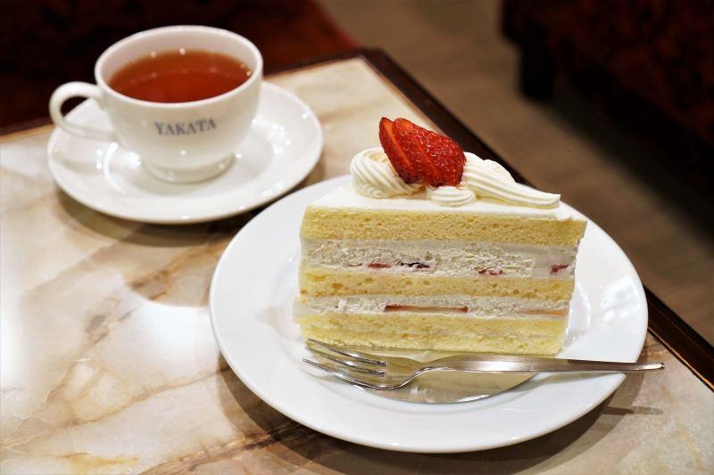 館ブランシェ ショートケーキ