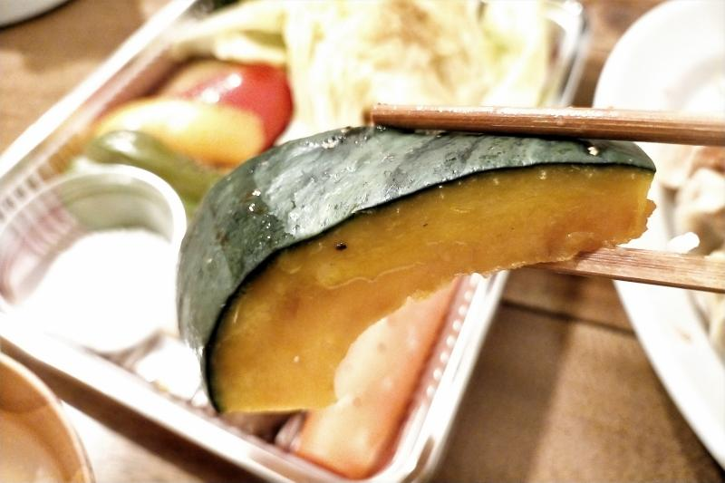 ルンゴカーニバル 温野菜のサラダ(デリバリー)