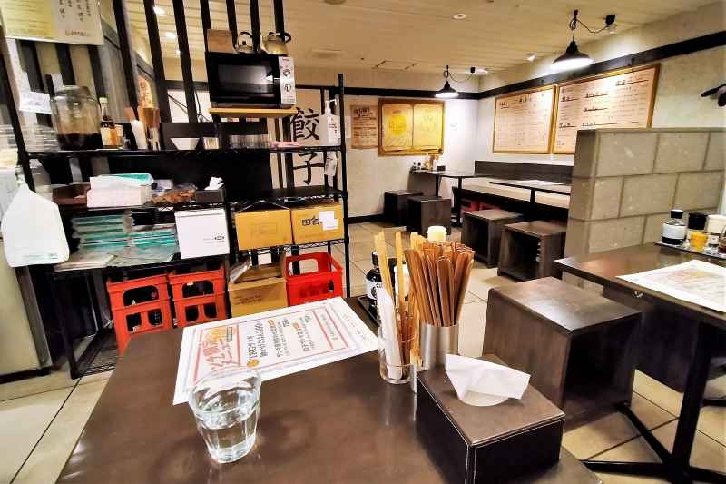 SAPPORO餃子製造所 店内の様子