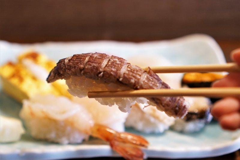シャコのお寿司