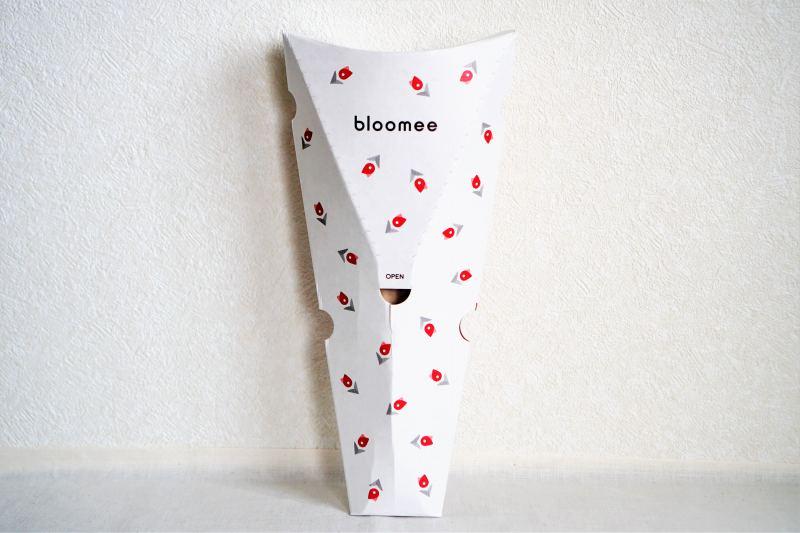 ブルーミーのお花
