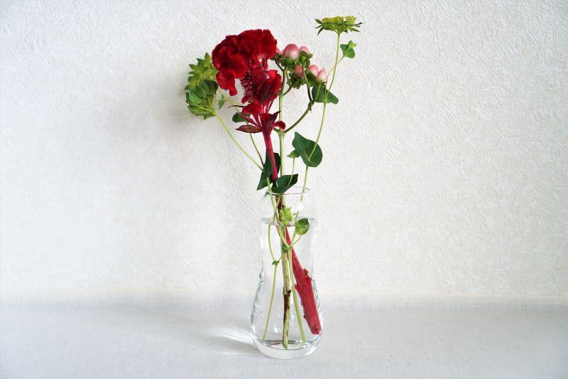ブルーミー 体験プランで届くお花