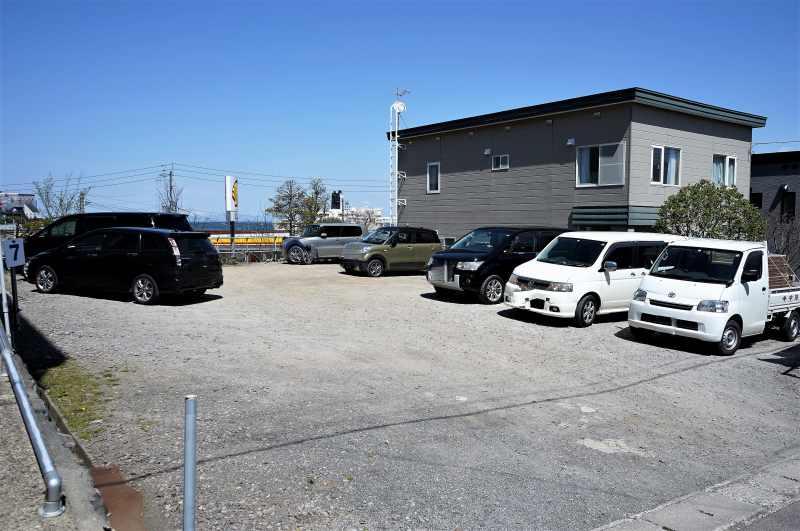 らーめん初代 第二駐車場