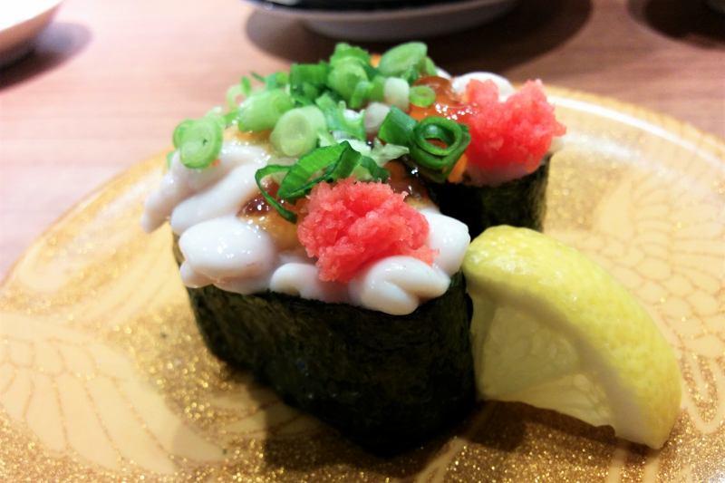 函太郎の回転寿司