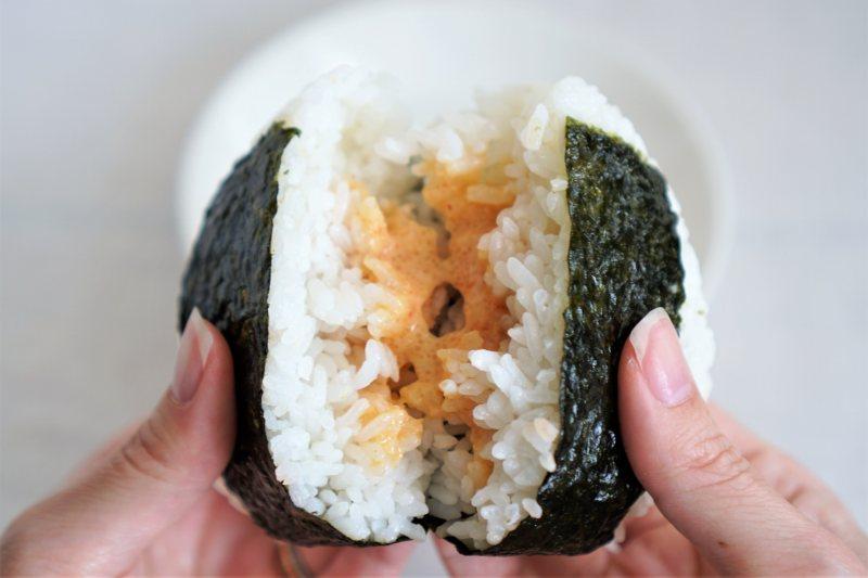 セイコーマートの明太子&マヨ