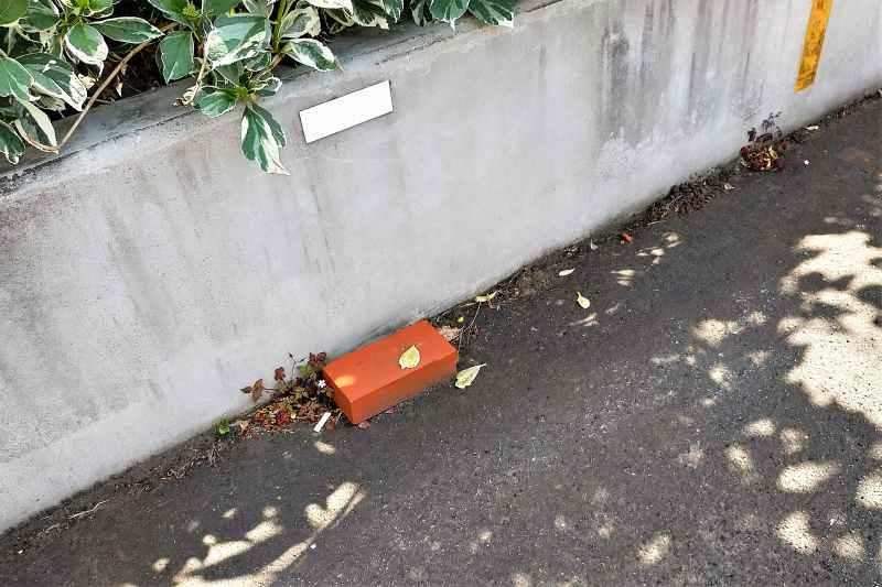 ドンムニュの駐車場