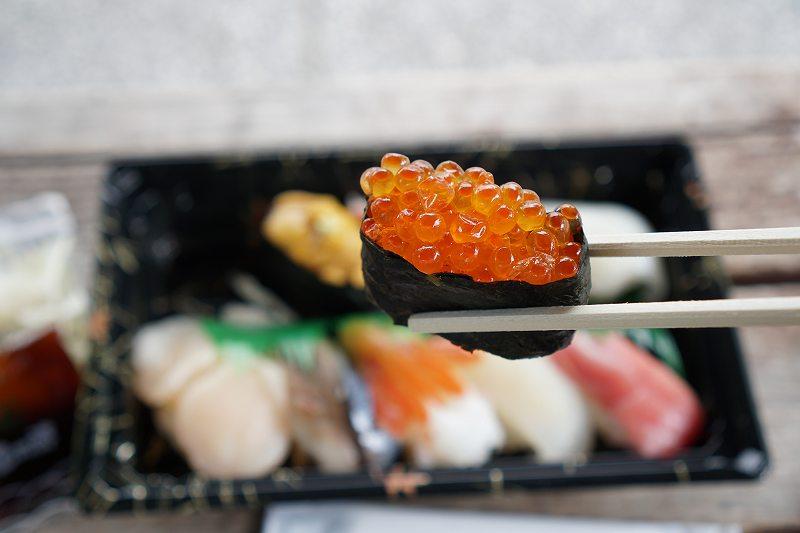 函太郎のお寿司(デリバリー)