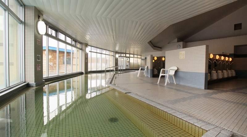 ちゃっぷ林館の内風呂