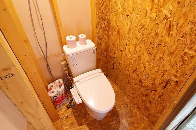 晴好雨喜のトイレ