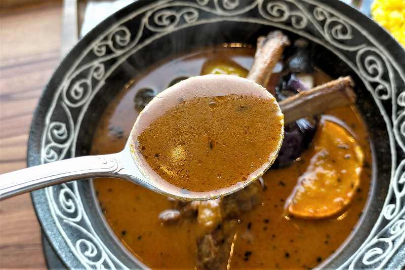 ハラハルのスープカレー